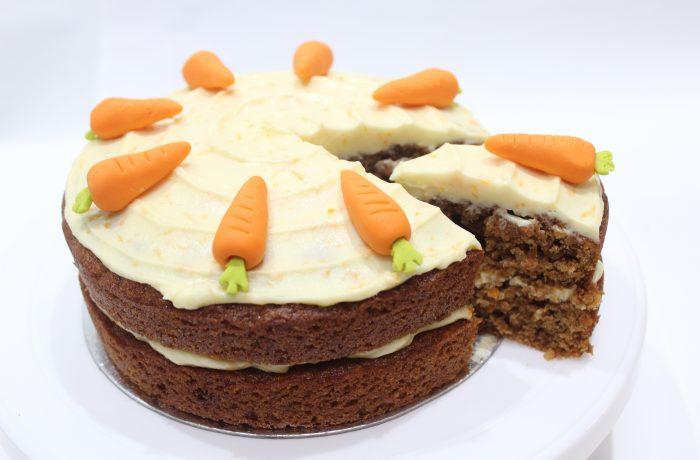 イギリスのお菓子<br>Part2<br>キャロットケーキ他