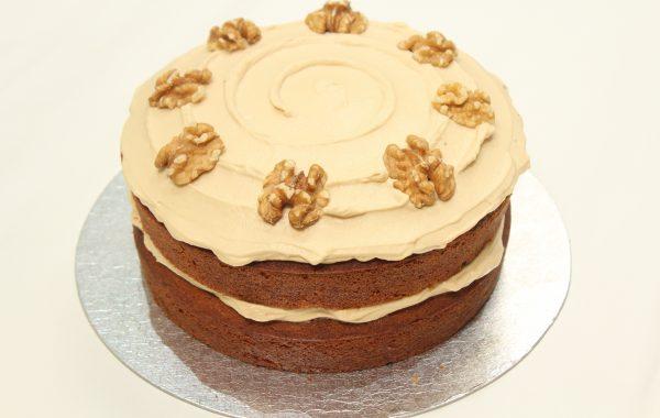 イギリスのお菓子<br>Part4<br>コーヒー<br>ウォルナッツケーキ