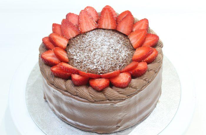 チョコ生<br>ショートケーキ