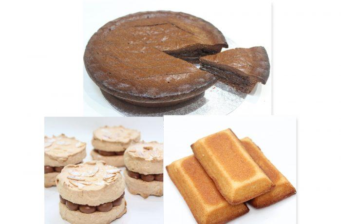 フランスの<br>焼き菓子
