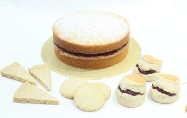 イギリスのお菓子<br>Part1<br>スコーン等