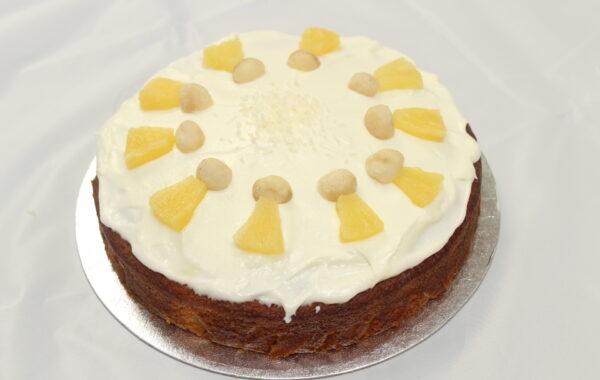 果物を使って<br>簡単ケーキ<br>3種類